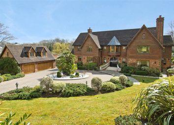 Thumbnail 8 bedroom detached house for sale in Birds Hill Drive, Oxshott, Surrey