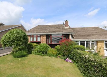 Thumbnail 3 bed semi-detached bungalow for sale in Frensham Drive, Bradford