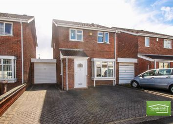 Thumbnail 3 bedroom link-detached house for sale in Chapel Street, Brownhills