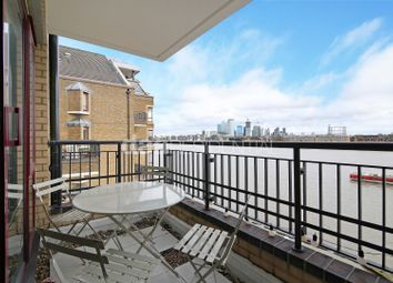Thumbnail 2 bed flat for sale in Towerside, 146 Wapping High Street, Wapping