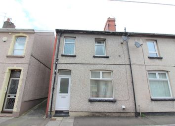 Thumbnail 3 bed end terrace house for sale in Rectory Road, Crumlin, Newport