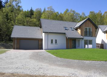 Thumbnail 4 bed detached house for sale in St Vincents Place, Kingussie