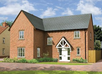 Thumbnail 4 bed detached house for sale in Abingdon Road, Marcham, Abingdon