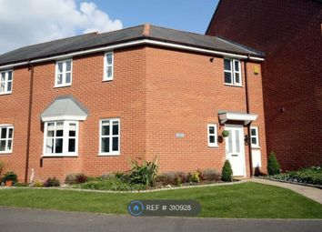 Thumbnail 3 bed terraced house to rent in Parklands Drive, Weston, Crewe