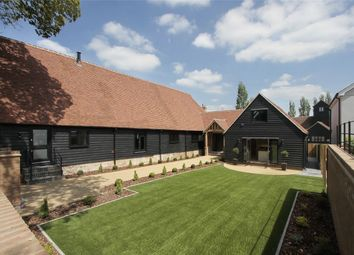 Thumbnail 4 bed mews house for sale in St Marys Mews, Broxted, Dunmow, Essex