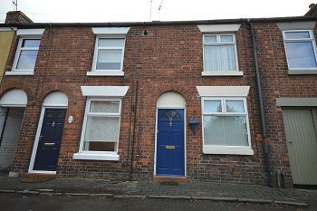 Thumbnail 2 bed terraced house to rent in Furnival Street, Sandbach