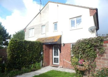 Thumbnail 2 bed semi-detached house to rent in Faulkeners Way, Trimley St. Mary, Felixstowe