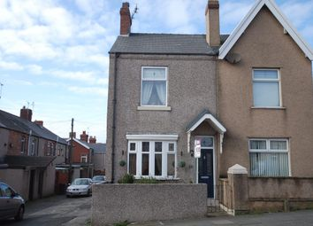 Thumbnail 3 bedroom semi-detached house for sale in Oxford Street, Barrow-In-Furness, Cumbria