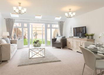 "Thumbnail 5 bed end terrace house for sale in ""Middleton"" at Samborne Drive, Wokingham"