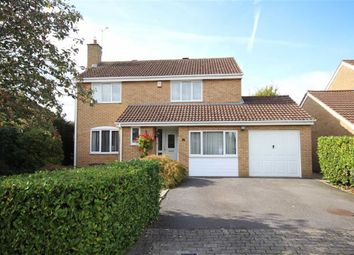Thumbnail 4 bed detached house for sale in Sidney Close, Grange Park, Wiltshire