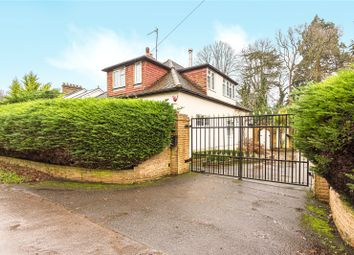 Thumbnail Detached house to rent in London Road, Sunningdale, Berkshire