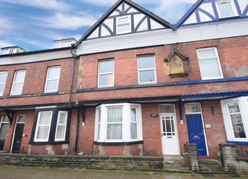Thumbnail 4 bed terraced house for sale in Gladstone Road, Scarborough, North Yorkshire