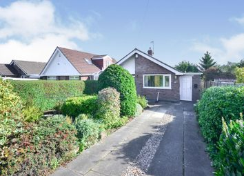 Thumbnail 2 bed detached bungalow for sale in Main Road, Underwood, Nottingham