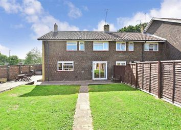 Thumbnail 4 bed end terrace house for sale in Saddler Row, Southgate, Crawley, West Sussex
