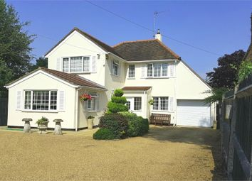 Thumbnail 4 bedroom detached house for sale in 9 Woolmers Lane, Letty Green, Hertford
