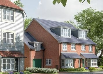 Thumbnail 4 bed semi-detached house for sale in Rocky Lane, Haywards Heath, West Sussex
