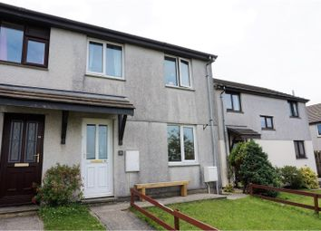 Thumbnail 3 bed end terrace house for sale in Knights Way, Redruth