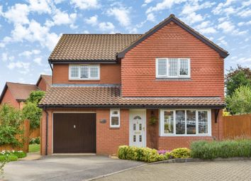 Thumbnail Detached house for sale in Pinfold, Walnut Tree, Milton Keynes