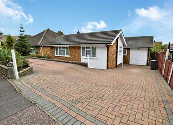Thumbnail 4 bed detached bungalow for sale in Homefield Close, Epping