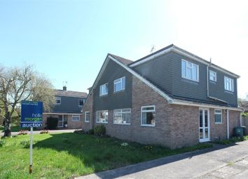 Thumbnail 4 bed semi-detached house for sale in Stowey Road, Yatton, Bristol