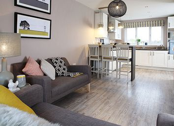 "Thumbnail 4 bedroom detached house for sale in ""Hollandswood"" at Barnston Mews, Farndon, Chester"