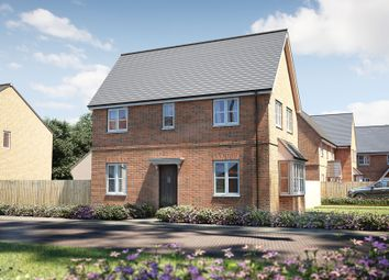 "Thumbnail 3 bed semi-detached house for sale in ""The Staunton"" at Redbridge Lane, Nursling, Southampton"
