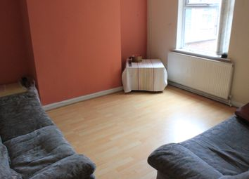 Thumbnail 4 bed terraced house to rent in Wellington Street, Nottingham