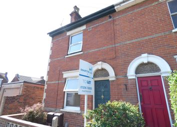 Thumbnail 1 bed maisonette to rent in Wickham Road, Colchester
