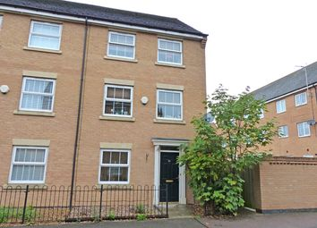 Thumbnail 4 bed town house for sale in Buckthorn Road, Peterborough