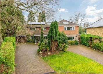 5 bed detached house for sale in The Heronry, Walton-On-Thames, Surrey KT12