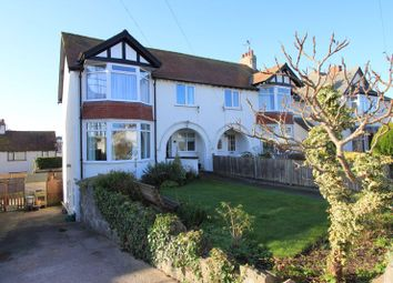 Thumbnail 3 bed semi-detached house for sale in Abbey Road, Rhos On Sea, Colwyn Bay
