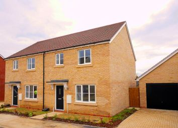 Thumbnail 3 bed semi-detached house to rent in Burford Road, Chipping Norton