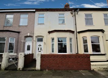 Thumbnail 3 bed terraced house for sale in Albany Road, Fleetwood