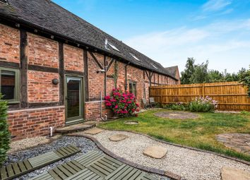 Thumbnail 2 bed barn conversion for sale in Manor Fields, Alrewas, Burton-On-Trent
