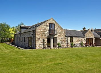 Thumbnail 4 bed detached house for sale in Mill Of Haugh, Strachan, Banchory, Kincardineshire