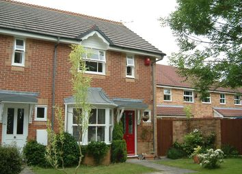 Thumbnail 2 bed end terrace house to rent in Cranmer Walk, Maidenbower, Crawley