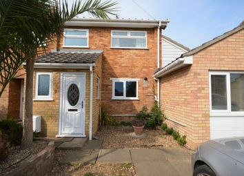 Thumbnail 4 bed semi-detached house for sale in Winston Close, Kessingland, Lowestoft