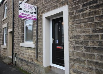 Thumbnail 2 bed terraced house for sale in Victoria Street, Glossop