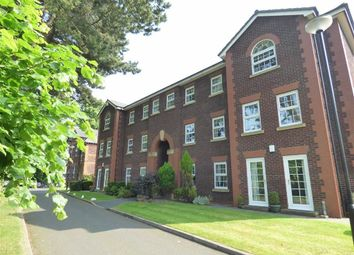 Thumbnail 2 bed flat to rent in Bishopton Drive, Macclesfield, Cheshire