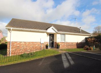 Thumbnail 3 bedroom bungalow for sale in Taylors Field, North Tawton