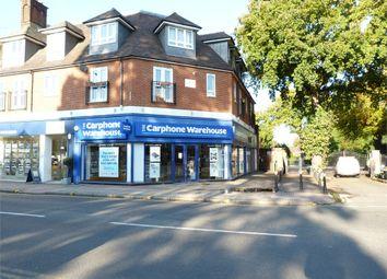 Thumbnail 2 bed flat to rent in 109A Queens Road, Weybridge, Surrey