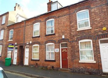Thumbnail 3 bed terraced house for sale in Hart Street, Lenton, Nottingham, Nottinghamshire