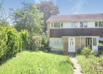 Thumbnail 3 bed end terrace house for sale in Hedgerow Drive, West End, Southampton