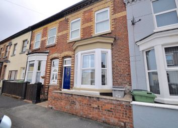 Thumbnail 3 bed terraced house to rent in Brownlow Road, New Ferry, Wirral