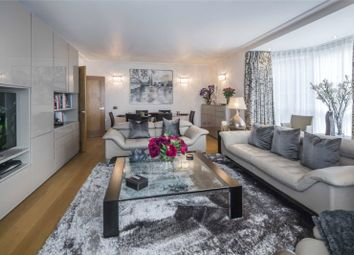 Thumbnail 3 bedroom flat for sale in Balmoral Court, Queens Terrace, St Johns Wood