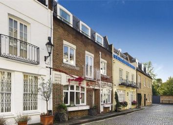 Thumbnail 4 bed mews house for sale in Ennismore Mews, Knightsbridge, London
