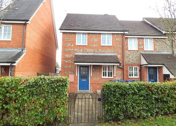 Thumbnail 2 bed end terrace house to rent in Carpenter Drive, Amesbury, Salisbury