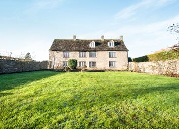 Thumbnail 5 bed detached house for sale in Burford Road, Black Bourton, Bampton