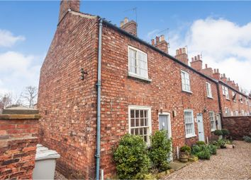 Thumbnail 1 bed end terrace house for sale in Queen Street, Horncastle