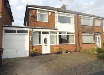 Thumbnail 3 bed semi-detached house for sale in Grass Mead, Denton, Manchester